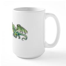 My Other Car is a Dragon Mug