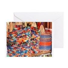 Mexican hats Greeting Cards (Pk of 10)