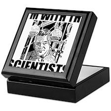 FIN-im-with-scientists Keepsake Box