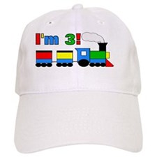 train_im3 Baseball Cap