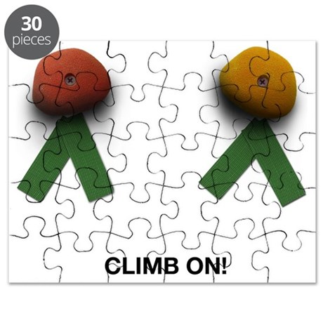 2-climbon Puzzle