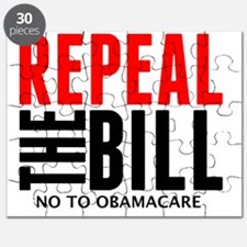 Repeal the Bill_NOBAMA Puzzle
