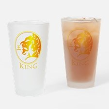 Lion (King) Drinking Glass