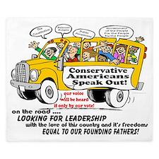 looking for leadership poster King Duvet