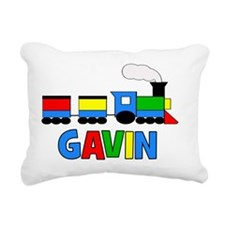 TRAIN_Gavin Rectangular Canvas Pillow