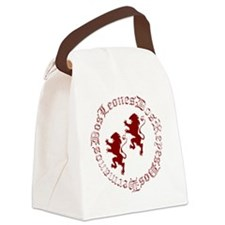 Dos Leones Canvas Lunch Bag