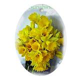 Daffodil Ornaments