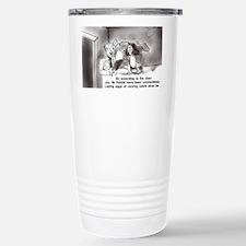 Easter Funny Bunny Travel Mug