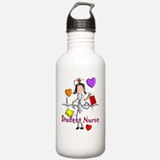 Student Nurse Water Bottle
