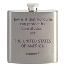 Honduras Flask