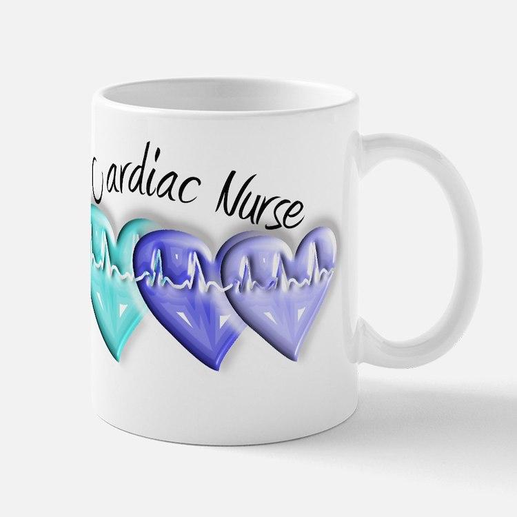 Cardiac Nurse Mug