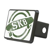sk8_stamp_dark Hitch Cover