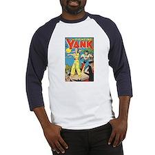 Fighting Yank #25 Baseball Jersey