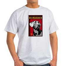 Obey the Weimaraner! T-Shirt