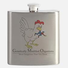 GMO Chicken Flask