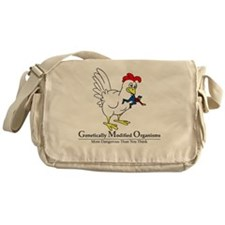 GMO Chicken Messenger Bag