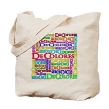 multiDecolores Tote Bag