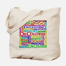 multiDecolores Tote Bag