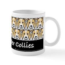 I Love Border Collies Mug