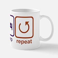 Eat sleep repeat-1 Mug
