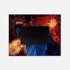 Lady_Liberty_Poster Picture Frame