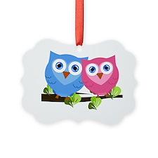 owllove3 Ornament