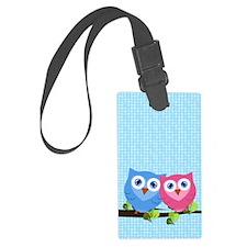 owllove2 Luggage Tag
