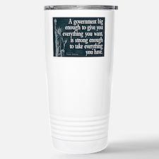 11x17_DarkFlagBigGovt Travel Mug