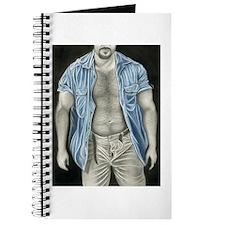 Blue shirt Journal