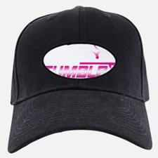 SYTYCTumble pink on drk 10x10 Baseball Hat