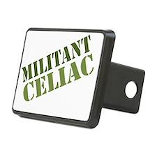 Militant Celiac Shirt Hitch Cover