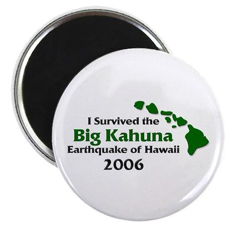 Magnet - Hawaii Earthquake 2006