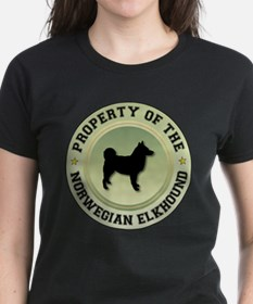 Elkhound Property Tee