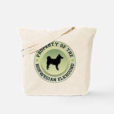 Elkhound Property Tote Bag