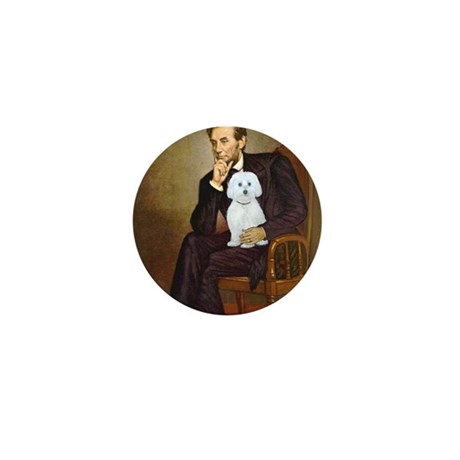 MP-Lincoln - Maltese (B) Mini Button