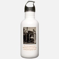 fishy-birthday Water Bottle
