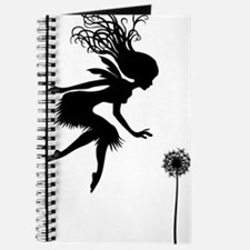 Floating Fairy By Dandelion Journal