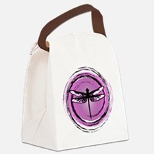 dragonfly2 Canvas Lunch Bag