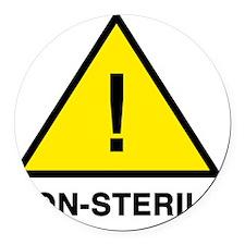 non-sterile Round Car Magnet