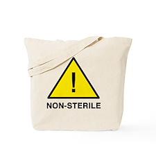 non-sterile Tote Bag