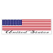 United States Bumper Bumper Sticker