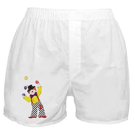 BoBo Clown2 Boxer Shorts
