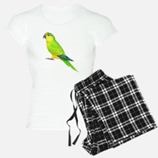 peach-fronted parakeet Pajamas