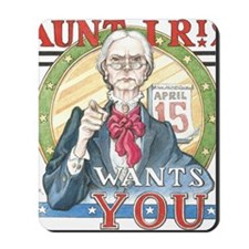 Aunt IRiS Final 300 Mousepad