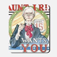 Aunt IRiS Final 300 Mousepad