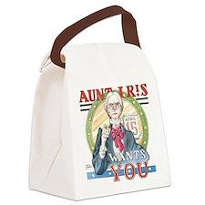Aunt IRiS Final 300 Canvas Lunch Bag