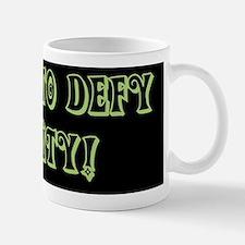 DefyGravity Mug