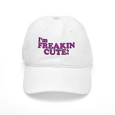 Im-Freakin-Cute! Baseball Cap