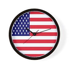 United States Wall Clock