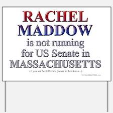 maddow Yard Sign